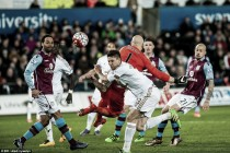 Swansea City 1-0 Aston Villa: Guzan error costs Villa