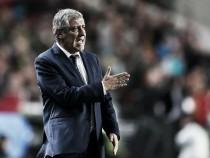 """Fernando Santos: """"Hemos ganado la primera final, faltan cinco más para llegar al objetivo"""""""