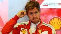 I nervi tesi di Vettel