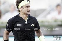 """David Ferrer: """"Ha sido un buen partido, siendo consistente"""""""