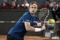 """David Ferrer: """"En los momentos importantes no he jugado bien"""""""