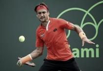 Ferrer se despide en su debut en Miami