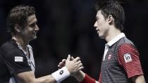 Ferrer y Nishikori, las estrellas de Buenos Aires
