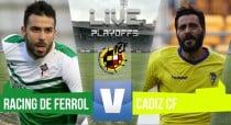 Racing de Ferrol vs Cádiz en vivo y en directo online en Segunda B 2016