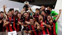 San Lorenzo, campeón de la Supercopa Argentina