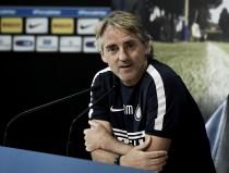 """Verso Napoli - Inter, Mancini: """"Loro sono i favoriti, ma noi vogliamo vincere"""""""