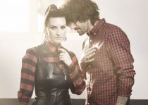 Melendi se convierte en la pareja de Laura Pausini en 'Entre Tú y Mil Mares'
