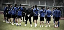 """Fernando Hierro: """"Si queremos ganar hay que rendir a un nivel alto"""""""