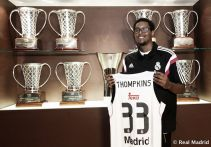 Trey Thompkins ya es jugador del Real Madrid