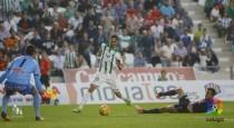 La SD Huesca saca petróleo del Nuevo Arcángel