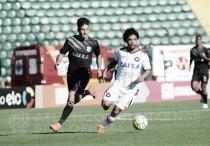 Figueirense vence Atlético-PR com gol no início e deixa zona de rebaixamento provisoriamente