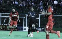 Em jogo de arbitragem contestada, Figueirense e Sport empatam no Scarpelli