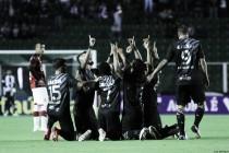 Figueirense bate Vitória em jogo com duas expulsões e volta a vencer após sete rodadas