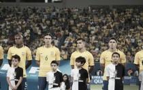 Filipe Luís comemora atuação do setor ofensivo do Brasil contra a Bolívia