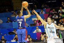 Fotos e imágenes del Argentina 85-81 Filipinas, 3ª jornada Grupo B del Mundial de Baloncesto