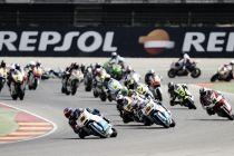 FIM CEV Repsol 2015: lista de pilotos inscritos en Moto2