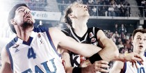 Baskonia 2001: Play-off final, Griffith ejecutor y la Suproliga en paralelo