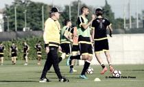 Udinese - I lavori in vista della Fiorentina procedono, ma scoppia il caso Gnoukouri