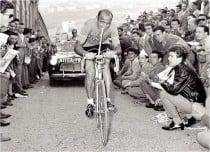 Ciclistas del Giro de Italia: Fiorenzo Magni, la perseverancia encima de la bicicleta