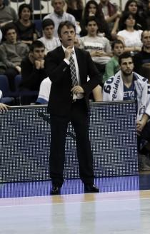 """Porfi Fisac: """"Nos ha faltado un minuto por jugar"""""""