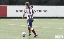 """Rocío Gávez: """"Ya sólo pensamos en jugar contra el Sant Gabriel y ganar"""""""