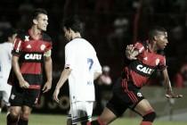 Flamengo goleia São Caetano e avança às oitavas na Copa São Paulo