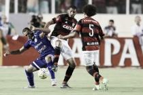 Flamengo enfrenta Confiança buscando reverter desvantagem para avançar na Copa do Brasil
