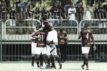 Cirino marca dois, Flamengo derrota Confiança com facilidade e avança na Copa do Brasil