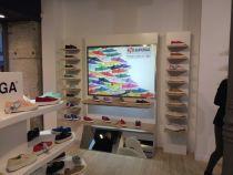 La flagship store de Superga llega a España