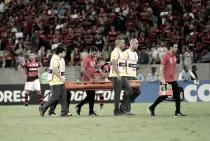 Exame detecta ruptura de ligamento e Diego desfalca Flamengo por até seis semanas