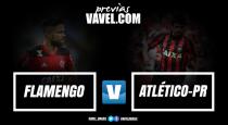 Com casa cheia, Flamengo e Atlético-PR fazem primeiro duelo brasileiro na Libertadores