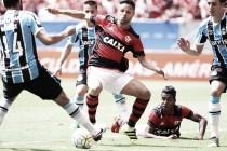 Flamengo e Grêmio se enfrentam pela primeira rodada da Copa da Primeira Liga