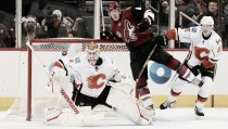 Arizona Coyotes get extinguished by Calgary Flames