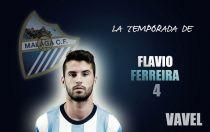 Málaga 2014/2015: la temporada de Flavio Ferreira