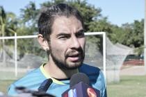 """Flavio Santos: """"Estamos con la ansiedad de volver a jugar"""""""