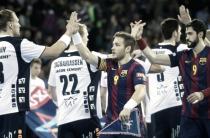 Determinante partido para el FC Barcelona Lassa ante Flensburg