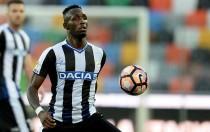Udinese - Fofana sotto i ferri