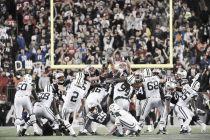 Los Patriots vencen agónicamente a los Jets