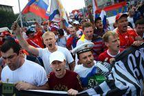 """Rusia avisa del peligro de los """"hooligans"""""""