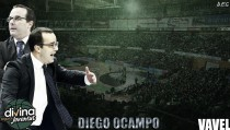 Diego Ocampo, nuevo entrenador del Divina Seguros Joventut