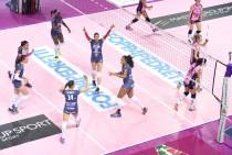 Volley, A1 femminile - Ecco la seconda di ritorno