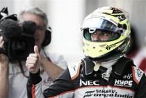 'Checo' consigue, en Bakú, su mejor puesto de calificación en la F1