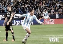 Pablo Fornals se hizo grande contra el Granada CF