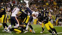 NFL, Giants asfaltati da Carolina, Indy vince in casa dei 49ers