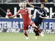 Fortuna Düsseldorf 3-3 Greuter Fürth: Late drama as both sides battle out an entertaining draw