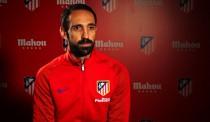 """Juanfran: """"Jugar en el Calderón es una de las mejores sensaciones que he tenido en mi vida"""""""