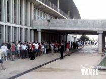 El Almería envía 500 entradas a 20 euros a Málaga