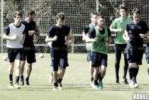 Convocatoria de la Real Sociedad frente a la UD Las Palmas