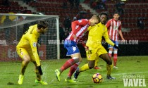 El Girona sigue sin conocer la victoria en el Martínez Valero