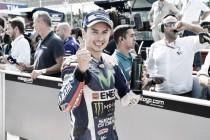 """Jorge Lorenzo: """"Voy a intentar luchar otra vez por el podio"""""""